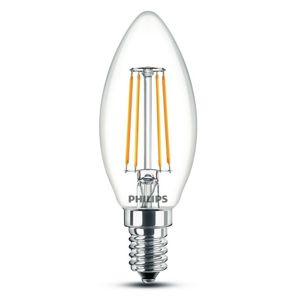 Žárovka LED Candle E14 4,3W, 2700K