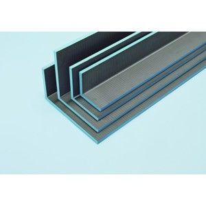 Rohový prvek Wedi Mensolo-L 2500×150×150 mm