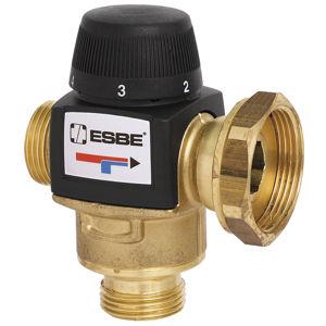 """Ventil termostatický směšovací ESBE VTA 577, 6/4×1"""", 20 – 55 °C, Kvs 4,5 m3/hod"""