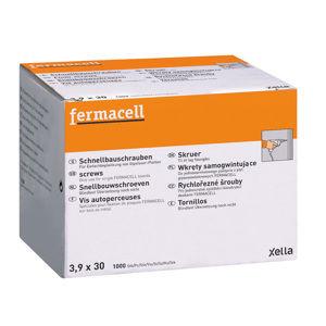 Rychlořezný šroub Fermacell (3,9x22) mm, 1000ks/bal
