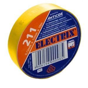Páska Anticor 211 Electrix žlutá