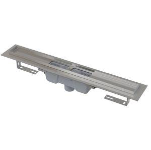 Podlahový žlab APZ1001-850 s okrajem pro perforovaný rošt
