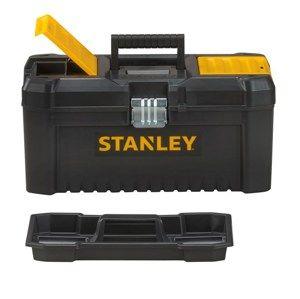 Box na nářadí s kovovou přezkou (40x20x20) cm