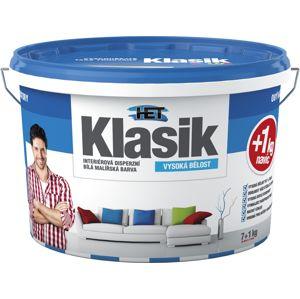 Interiérová barva HET Klasik (7+1 kg/bal)