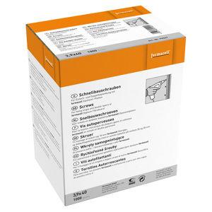 Rychlořezný šroub Fermacell (3,9x40) mm, 1000ks/bal