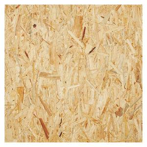 Deska dřevoštěpková OSB 4 pero-drážka15×2500×675 mm