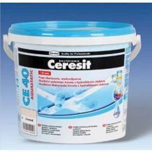 Spárovací cementová hmota Ceresit CE40 aquastatic bílá HENKEL balení 2kg