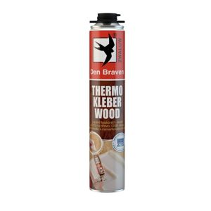 PU lepidlo na polystyren Thermokleber Wood 750 ml