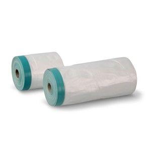 Krycí fólie CIRET Cover Quick UVX 110 cm/14 m, modrá páska