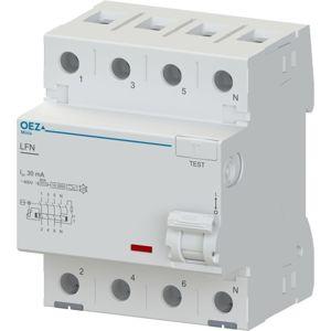 Chránič proudový OEZ LFN-25-4-030AC