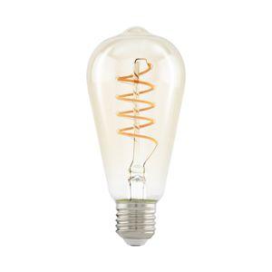 Žárovka LED E27 4W Spiral