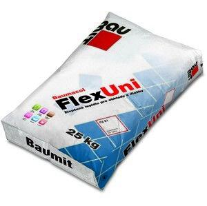 Lepící směs pro obklady Baumit Baumacol FlexUni 25kg