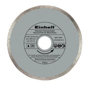Kotouč diamantový 180×25,4×1,6 mm pro Einhell BT-TC 600