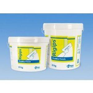 Spárovací sádrokartonový tmel Pro-Mix FINISH (5kg/bal) Rigips