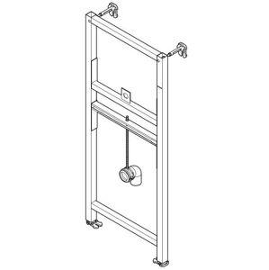 Montážní prvek pro pisoár Jomo výška 1180 mm