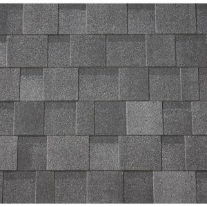 Šindel asfaltový IKO Cambridge Xtreme 9,5° 52 podvojná černá