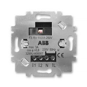 Přístroj pro pohybové snímače - 2relé, ABB 3299U-A00007