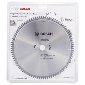 Kotouč pilový Bosch Eco for Aluminium 305×30×2,2 mm 96 z.