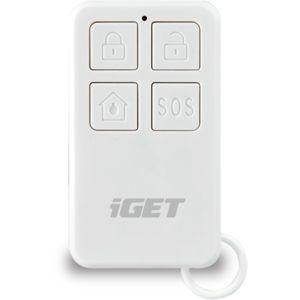 Dálkové ovládání k obsluze alarmu, klíčenka iGET M3P5