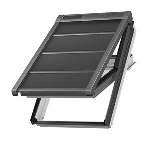 Roleta venkovní lehká Velux SSS na solární pohon MK10