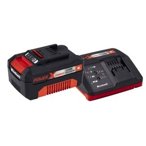 Starter-Kit Einhell Power-X-Change 18 v 3,0 Ah Accessory