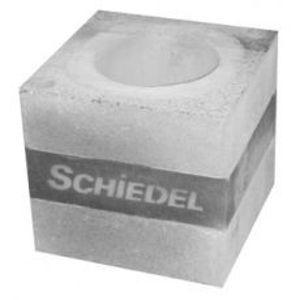 Komínová tvárnice SCHIEDEL ABSOLUT pro průmer 200 mm s integrovanou tepelnou izolací