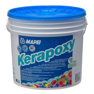 Spárovací hmota KERAPOXY 113 5 kg cementová šedá
