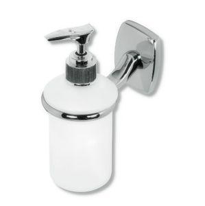 Dávkovač mýdla Novasrvis 6955,0, ORFEUS,objem 150 ml, chrom