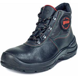 Kotníková obuv MISTRAL S3, SRC černá, vel. 42