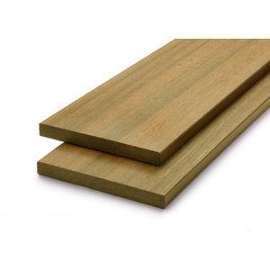 Dřevoplastová plotovka DŘEVOplus PROFI, odstín oak, rozměr 15×138 mm